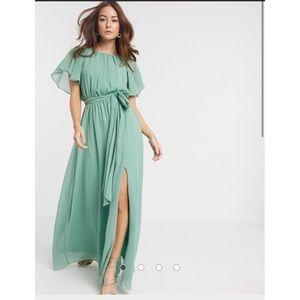 New Sage Green Dress
